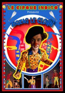 spectacle de cirque pour jeune public