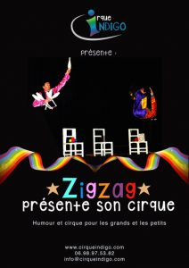 Spectacle de cirque enfant