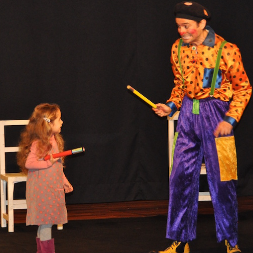 spectacle enfants clown