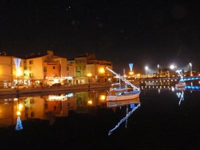 Spectacle déambulatoire échassiers lumineux @ Office de tourisme de Martigues | Martigues | Provence-Alpes-Côte d'Azur | France