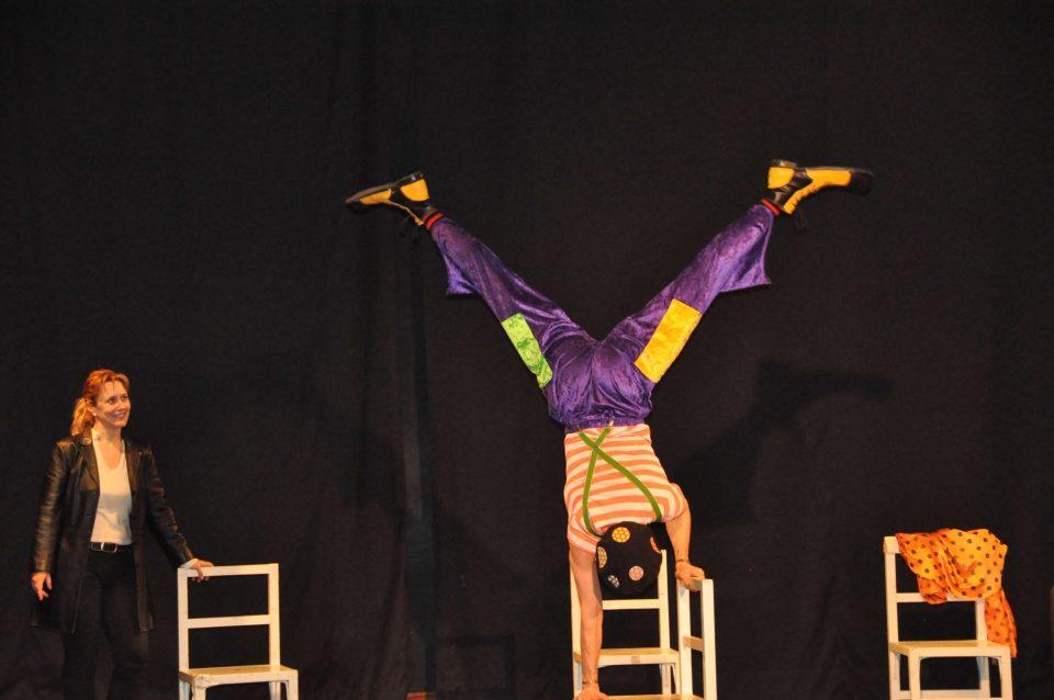 Spectacle de rue et animation cirque