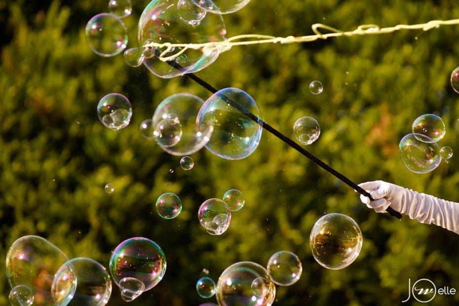 bulles de savon géantes cirque indigo PACA