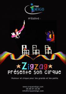 Spectacle de cirque enfant