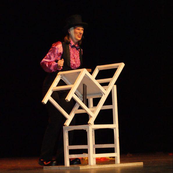 Spectacle de cirque enfant clown rigolo en Vaucluse, Var, PACA