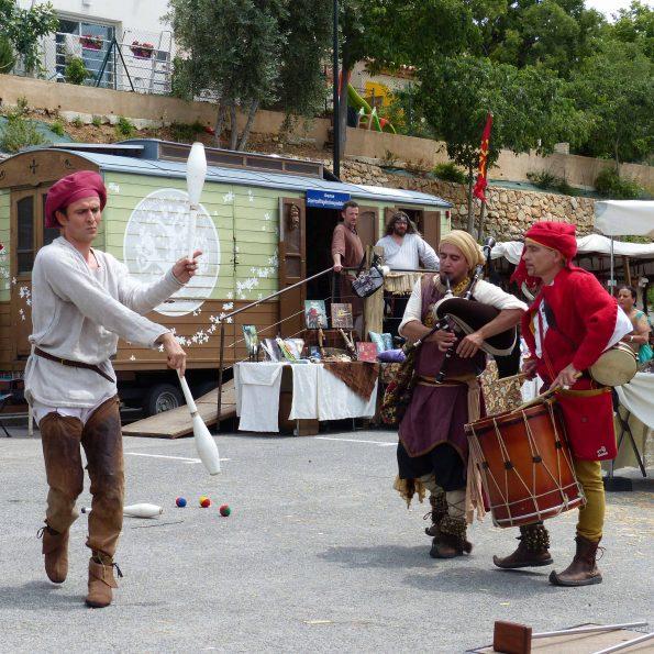 Compagnie de spectacle de rue médiévale PACA