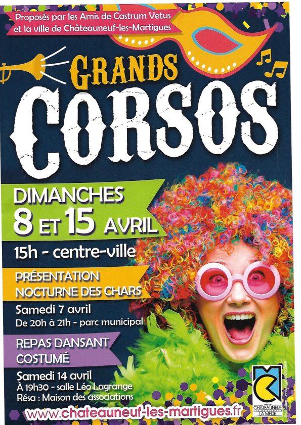 Echassiers lumineux : carnaval nocturne @ Parc François-Mitterrand | Châteauneuf-les-Martigues | Provence-Alpes-Côte d'Azur | France