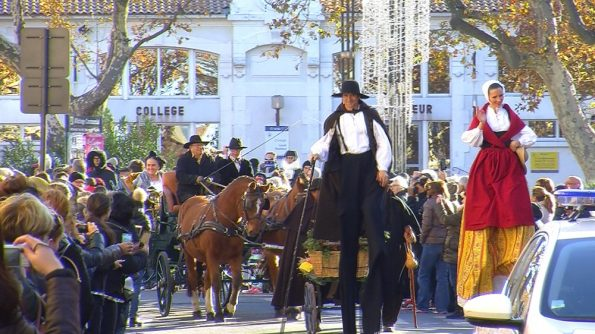 troupe provençal