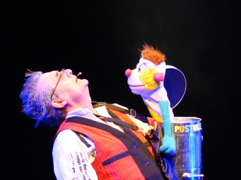 spectacle marionettes pour enfants
