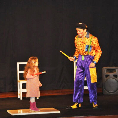 Spectacle de clown pour enfants