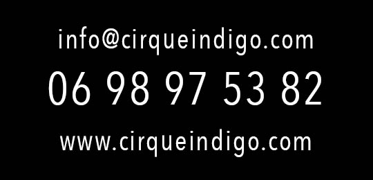 contact cirque indigo